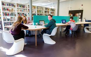 Uni Hamburg Bibliothek