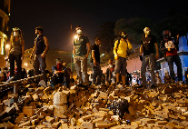 gezi protest reuters