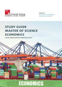 Your route through the program msc economics for Uni hamburg studiengange